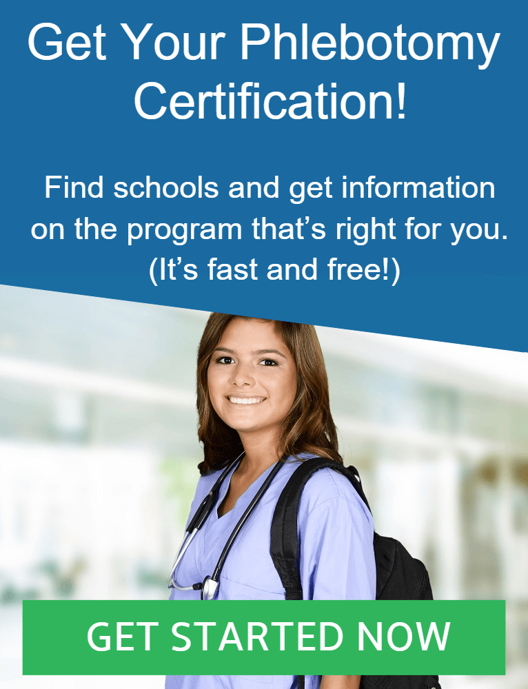 Get Your Phlebotomy Certification